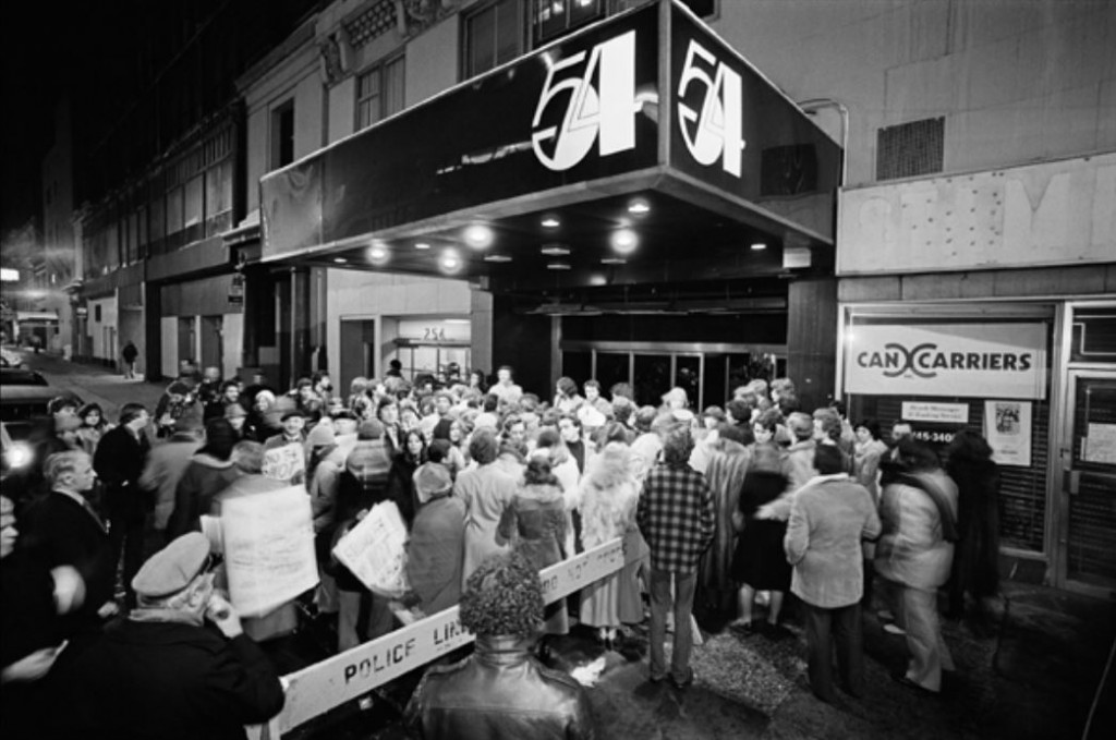 """Самый знамениый клуб Нью-Йорка """"Студия 54"""". шоубиз"""